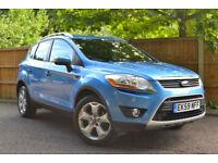 2009 Ford Kuga 2.0TDCi Diesel Zetec £155 A Month £0 Deposit