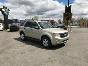Ford Escape 4WD- XLT-JAMAIS ACCIDENTER-AUTO 2010