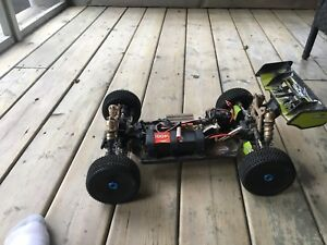 Team Energy T8X 4WD Buggy For Sale 270$