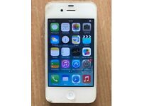 Iphone 4 8GB White