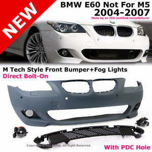 BMW E60 5-SERIES MTECH NON-SENSOR NO PDC (PP/BLACK)