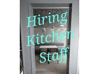 Cooks + Kitchen Staff - Vegetarian + Vegan interest required