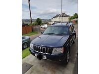 grand cherokee 2.7crd limited automatic diesel