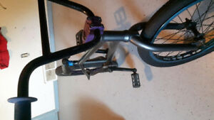 Subrosa frame with parts no chain..