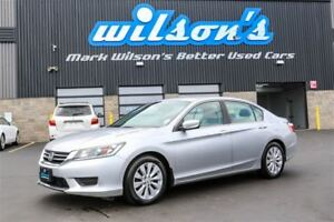 2013 Honda Accord LX REAR CAMERA! $52/WK, 4.74% ZERO DOWN! HEATE