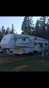 2006 jayco designer 5th wheel