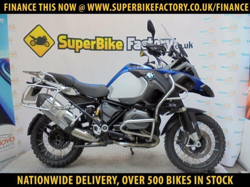 2014 14 BMW R1200GS ADVENTURE