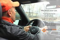 Drive with Driverseat, on your terms, on your schedule