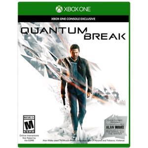 Trading Quantum Break