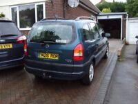 Vauxhall (Opel) Zafira 2.0 diesel