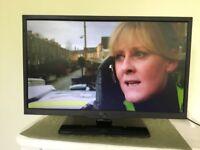 "CELLO 22"" 12 Volt DC super slim Digital TV with DVD player built in."