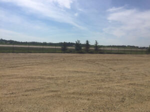 1/2 - 1 Acre Land Available ** Highway 2 Exposure **