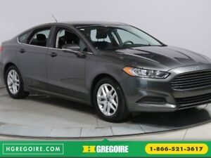 2016 Ford Fusion SE A/C BLUETOOTH MAGS