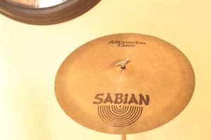 """Cymbal Sabian AA Extra Thin 16"""" Crash"""