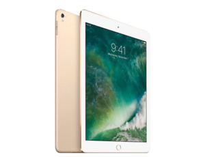 "NEW Apple iPad Pro 9.7"" 32GB with Wi-Fi - Gold"
