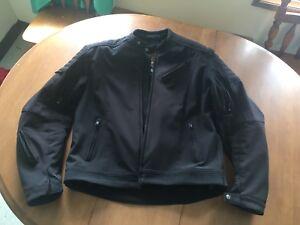 Men's motorcycle jacket for sale!