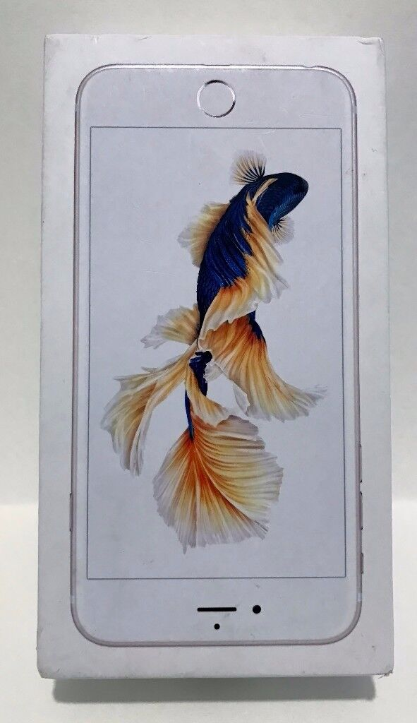 Apple iPhone 6s Plus64GBGold (Unlocked) Smartphone, BoxedGood Conditionin Diss, NorfolkGumtree - Iphone 6s Plus, Boxed, Gold, 64 Gb, Unlocked, Includes New Glass Screen Protector, Charger wire and Plug, Please Note This does not come with Headset. £350 ono