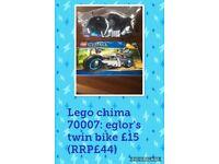 Lego legends of Chima 70007
