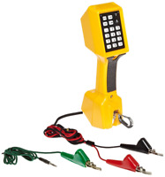 hand set  tester  for telephone linesmen