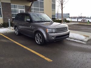 2010Range Rover Sport Supercharged