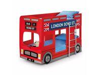 Bunk Bed, Julian Bowen London Bus Bunk Bed