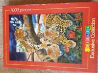 2 Animal puzzles. All pieces there.