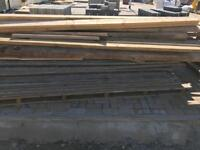 Timber and sterling boards