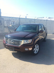 2013 Honda Ridgeline Touring Perfect Condition