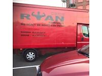 ** Same Day House / Garden / Office Clearance / man van/ Large Luton Van - Ryan Removals