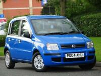 Fiat Panda 1.2 Dynamic 2004..JUST SERVICED + NEW MOT + WARRANTY