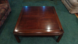 Used Coffee Table with Side Tables For Sale!