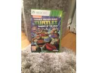 Ninja Turtles Xbox 360 Game