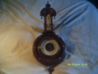 A VERY PRETTY BAROMETER 1910 / 20 ? GERMAN QUALITY INSTRUMENT in EXCELLENT CONDITION.