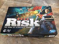 Risk Family Board Game