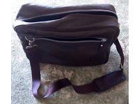 Firetrap Men's Leather Shoulder Bag