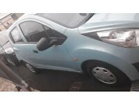 chevrolet spark 1lt with low miles and tax great we car