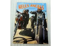 HELLS ANGELS First Edition 1971 an NEL MAGAZINE SPECIAL