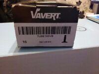 Joblet of 9 Vavert Inner Tubes Size 16x1 3/8 Shrader Valve