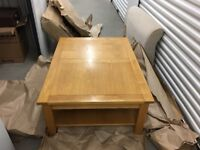 Reduced price! Coffee Table Solid Wood - Excellent Condition £100