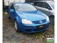 PARTS MK5 Vw Golf ****BREAKING ONLY