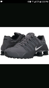 Nike shox mens 9.5. Only 5 times $89