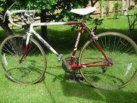 VINTAGE MENS RALEIGH WINNER ROAD BIKE, IMMACULATE CONDITION,HARDLY ANY WEAR ON TYRES, MUST BE SEEN!!