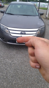 2010 Ford Fusion with low km