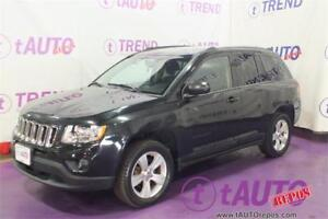 Driven By What's Inside. 2011 Jeep Compass North Edition