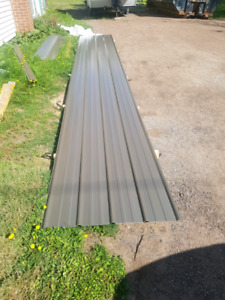 New steel roofing for sale