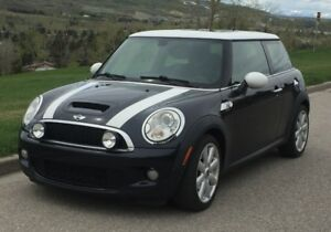 2007 MINI Mini Cooper S Hatchback