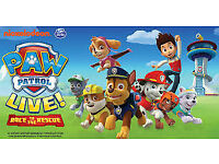 Paw Patrol Live Tickets for Newcastle Saturday 19th August 16:30