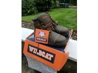 Wildcat Work boots