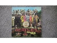 Beatles Sgt. Peppers 1967 release