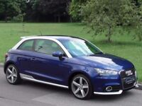 2012 (12) Audi A1 1.4 TFSI Contrast Edition S Tronic 3dr - PETROL AUTOMATIC GEARBOX